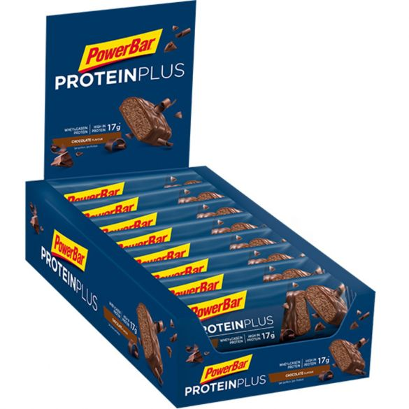 Powerbar Protein plus 30% bar chocolade 15 x 55 gram  3251