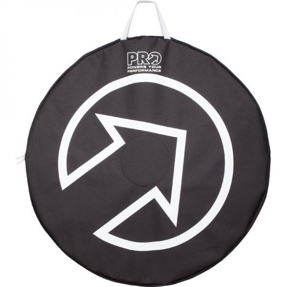 PRO Wieltas zwart nylon   PRBA0019
