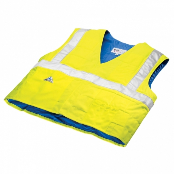 TechNiche HyperKewl Evaporative Cooling Vest Safety  6538