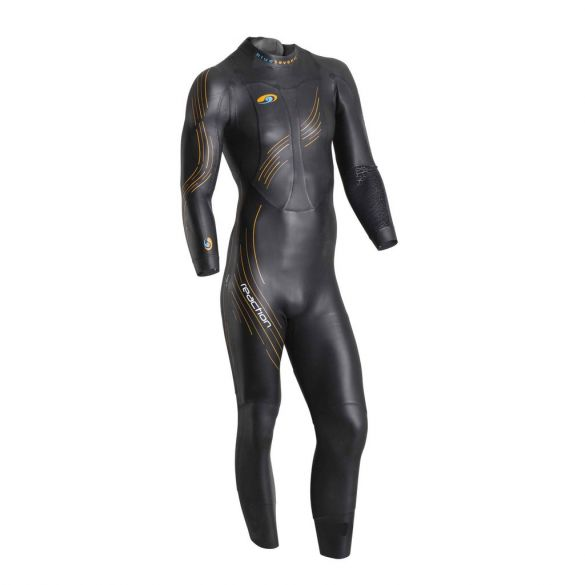 Blueseventy Reaction wetsuit heren  WSRFS-17-BLK