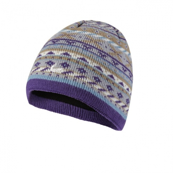 Sealskinz Waterproof Jacqyard Beanie Meadow  1311409