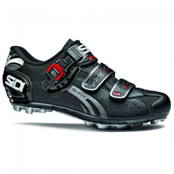 Sidi Eagle 5 Fit mountainbikeschoen zwart  SIDIEAGLE5BLK