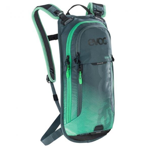 b39557c1c06 Evoc Stage 3L + 2L bladder rugzak groen kopen? Bestel bij ...