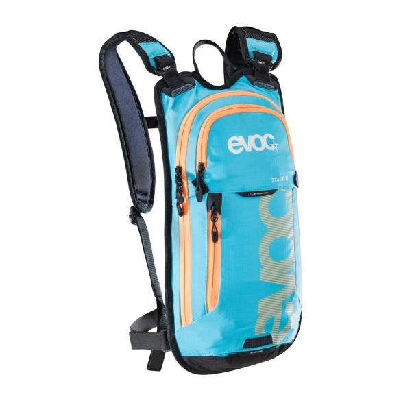 9d0e3ce6a28 EVOC Stage 3L + 2L bladder / neon blue kopen? Bestel bij ...