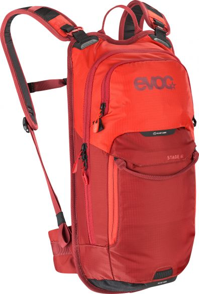 d2d745b162c Evoc Stage 6L + 2L bladder rugzak rood kopen? Bestel bij ...
