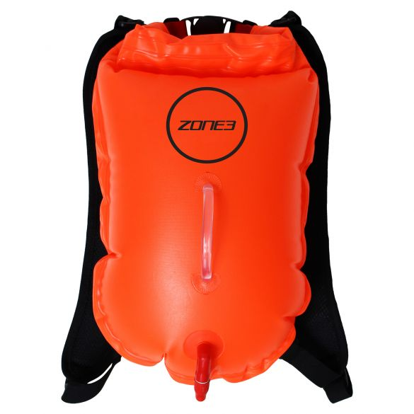 Zone3 Swimrun rugzak buoy oranje  SA18SRDB113