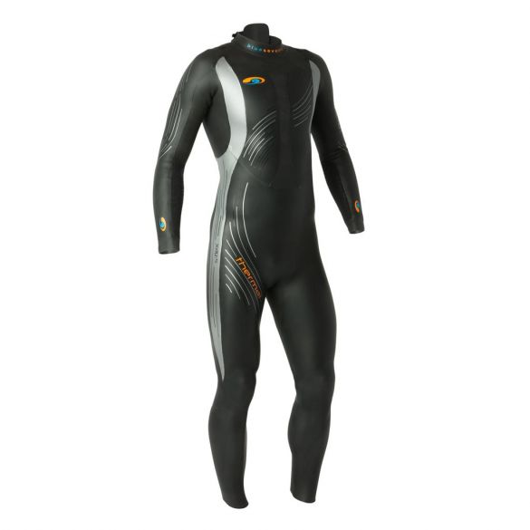 Blueseventy Thermal Reaction wetsuit heren  WSTRS-18-BLK