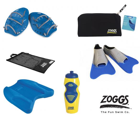 Zoggs Zwemtraining voordeel pakket  ZOGZWPAK