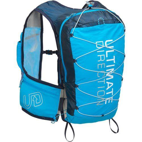 Ultimate Direction Mountain vest 4.0 hardlooprugzak blauw  80457418SGB