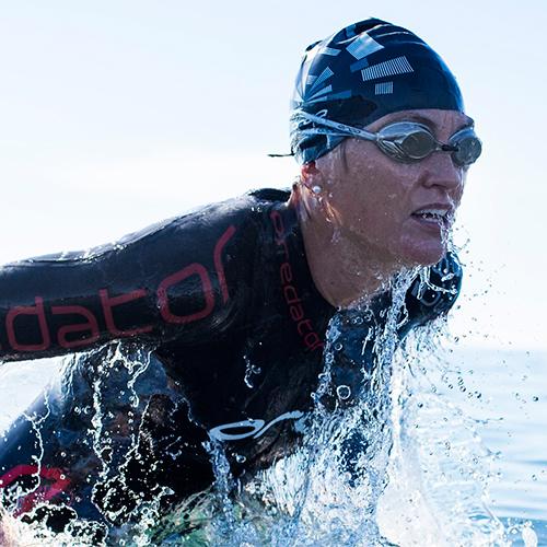 Een top lichaam met de triathlon!