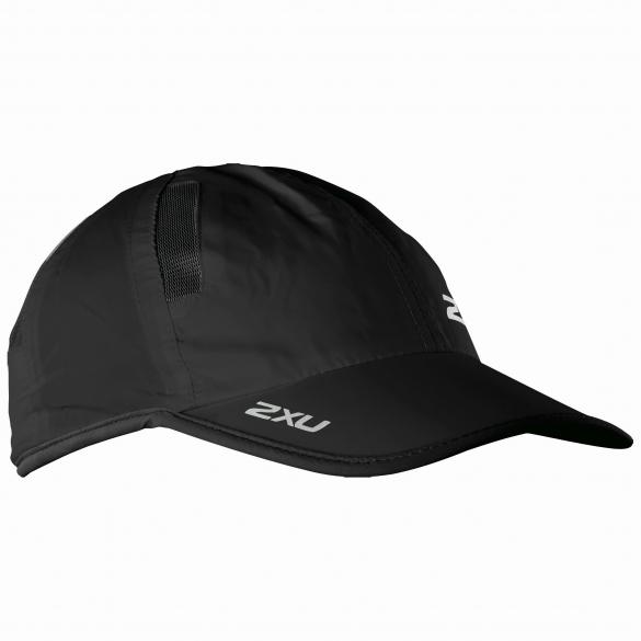 2XU Run Cap zwart  UR1188f