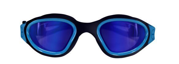 fba97a2f2c9b9c Zone3 Vapour zwembril zwart/blauw kopen? Bestel bij ...