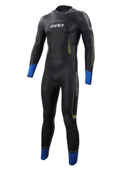 Zone3 Vision demo wetsuit heren maat XL  WS18MVIS101-DEMO-XL