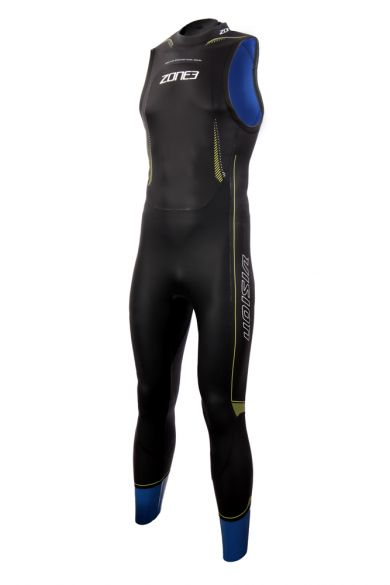 Zone3 Vision mouwloos wetsuit heren  WS18MSLV101