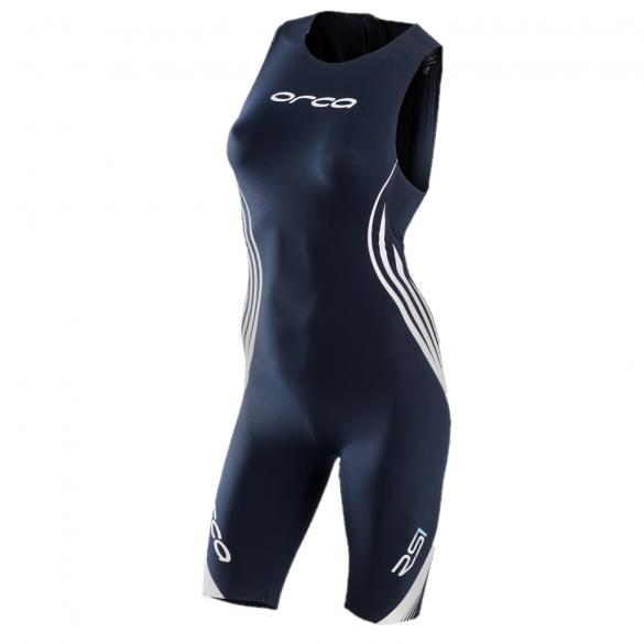 Orca RS1 swimskin blauw dames  HVSB04