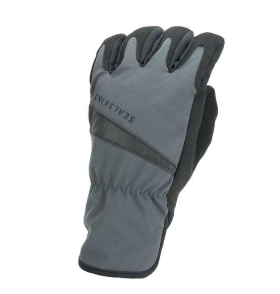 SealSkinz All weather fietshandschoenen zwart/grijs  12100080-0010