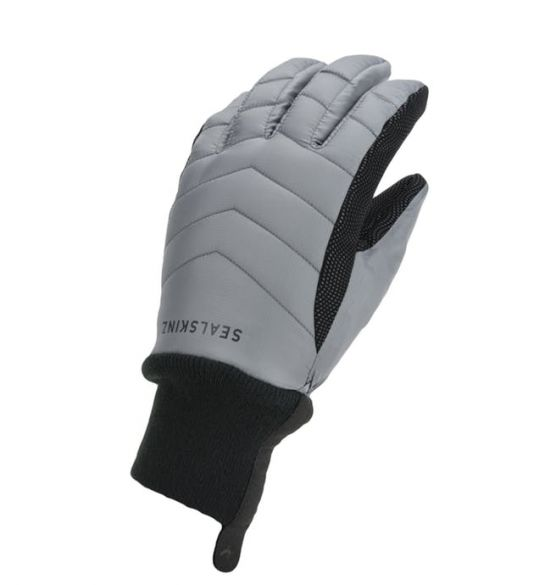 SealSkinz All weather insulated handschoenen grijs heren  12100078-0010