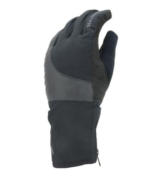 SealSkinz Cold weather reflecterende fietshandschoenen zwart  12100069-0001