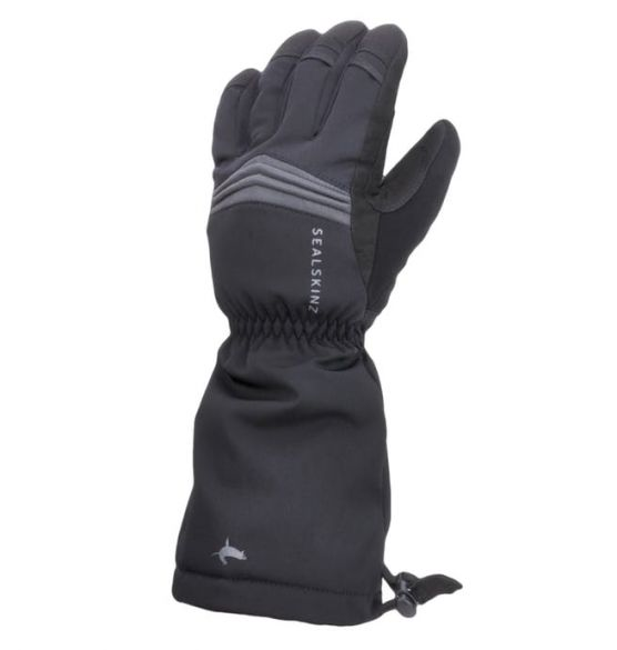 SealSkinz Extreme cold weather reflecterende handschoenen zwart  12100066-0001