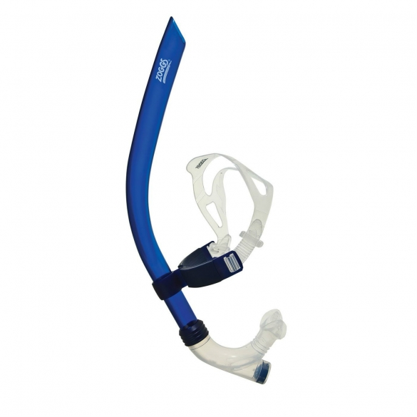 Zoggs centre snorkel blue   Zoggssnorkel