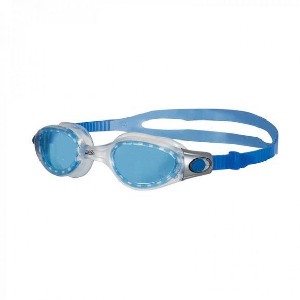 Zoggs Phantom Elite zwembril grijs/blauw - blauwe lens  306573V