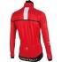 Castelli Segno jacket rood heren 15523-023  CA15523-023