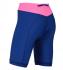 "2XU Active Tri short 7.5"" blauw/roze dames  WT4374bFNP/NVY"