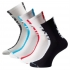 Assos summerSocks Mille fietssokken 9cm wit unisex  AS136062250V