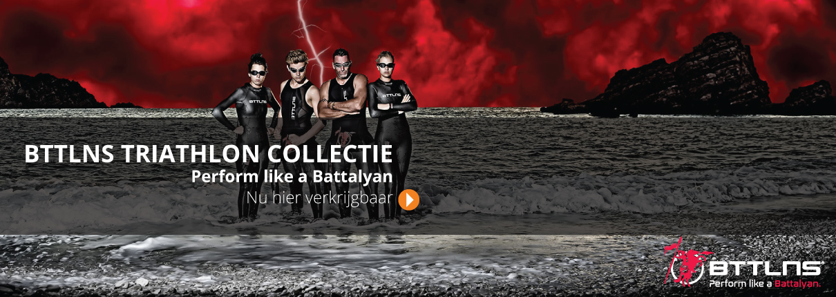 BTTLNS triathlon collectie